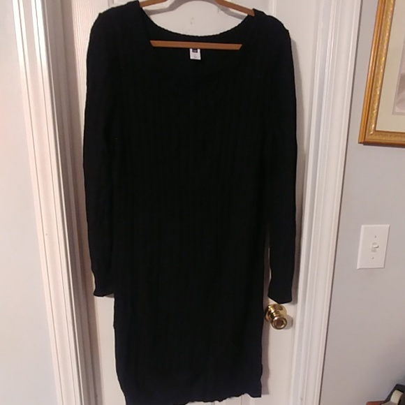 GAP Dresses & Skirts - Just in time for fall...Gap sweater dress!